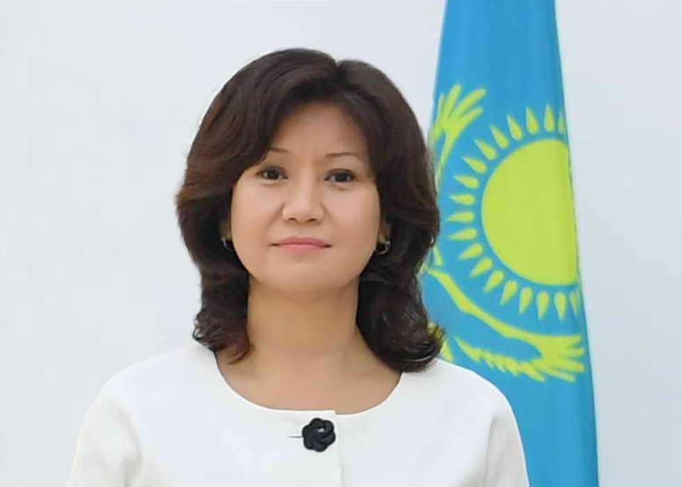 Zhanna Sartbayeva, Embassy of the Republic of Kazakhstan