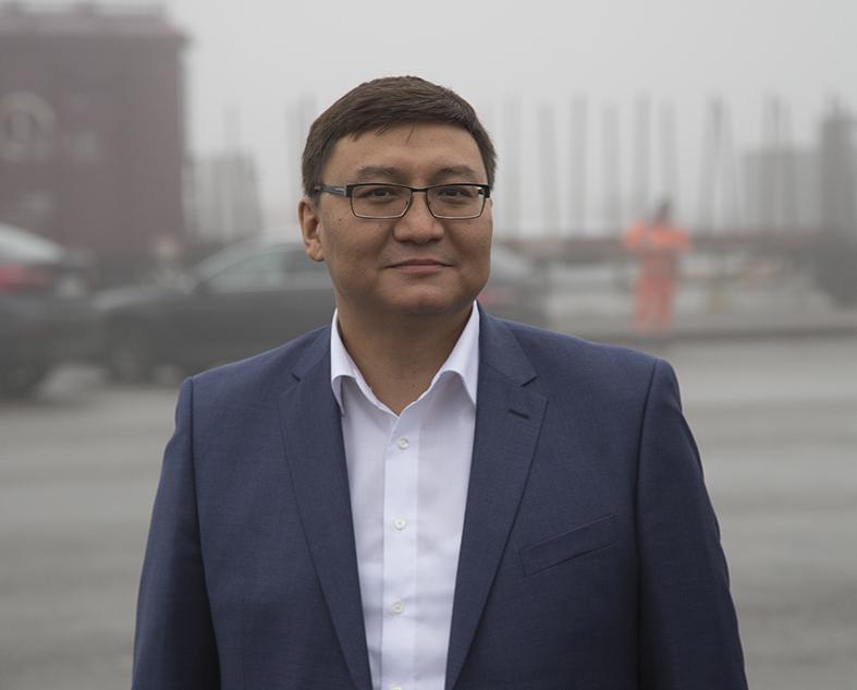 Almat Karimov, NZ Kazakhstan Railways JSC