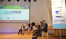 Railforum 2013, Kouvola, Finland